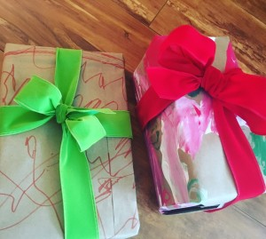 giftwrap crafts