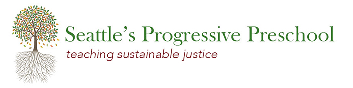 Seattle's Progressive Preschool logo
